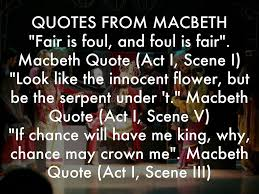 macbeth ambition quotes quotesgram macbeth quotes