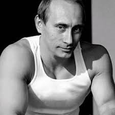 Image result for young putin