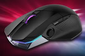 <b>Игровая мышь ASUS</b> ROG Chakram поддерживает беспроводную ...