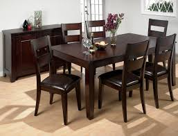 stylish brilliant dining room glass table:  amazing brilliant dining room table and chairs poskaduckdns and dining also dining room sets for sale