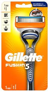 Бритвенный станок <b>Gillette</b> Fusion5 — купить по выгодной цене ...