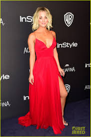 The 31-year old daughter of father Gary Cuoco and mother Layne Cuoco, 168 cm tall Kaley Cuoco in 2017 photo