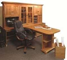 amish home office bentley partners double desk amish built home office