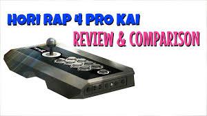 <b>Hori Real Arcade Pro</b> 4 Kai Review - YouTube