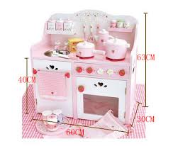 kids kitchen pretend play sets multi coloured