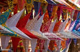Paper Stars For Sale Stock Photo   Getty Images Paper stars for sale   Stock Photo