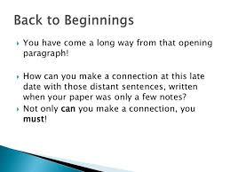 essay help conclusion FAMU Online Concluding Paragraphs   CommNet