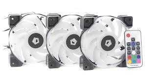 Обзор и тестирование комплекта <b>вентиляторов ID</b>-<b>Cooling</b> DF ...