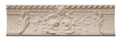 <b>Керамическая</b> плитка Listelo Delice Decoro Marfil 9x29 <b>бордюр</b> ...