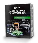 """800317-GRASS: <b>Набор по уходу за</b> автомобилем """"Летний"""" (6 ..."""