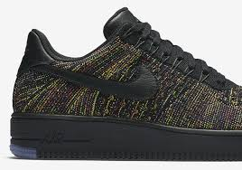 nike sportswear is always finding new ways to redefine some of their most classic offerings and at the top of the list is bruce kilgores nike air force 1 air force 1 flyknit