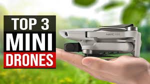 TOP 3: Best <b>Mini Drones 2020</b> - YouTube