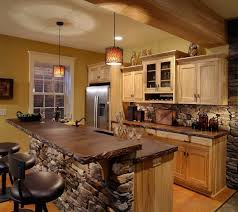 rustic kitchen island: rustic kitchen island plans cape cod style homes for sale island with stove and sink dark