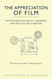 ancient greek and contemporary performance collected essays ley the appreciation of film the postwar film society movement and film culture in britain
