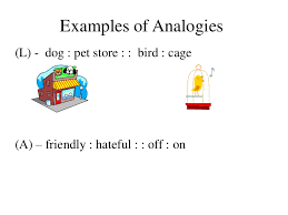 examples and characteristics of effective analogies  controversial    analogies examples world of examples world of examples analogy examples examples of analogy figures of