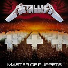 <b>Metallica</b> – <b>Master</b> of puppets