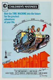 best ideas about time travel machine time travel 1972 re release poster for the time machine george pal s 1960 film of the
