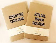 <b>Travel notebook</b> 2 pack Wanderlust <b>gift</b> A6 Adventure catalogue ...