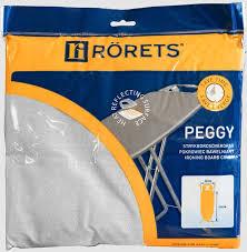 <b>Чехол</b> для гладильной доски <b>Rorets Peggy</b> Grey, 7557-01001, 120 ...
