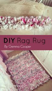 Diy The 25 Best Diy Rugs Ideas On Pinterest How To Make A Rug Diy