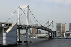 「1993年 - 東京都港区にレインボーブリッジが開通。」の画像検索結果
