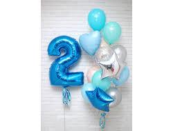 Купить наборы и готовые <b>композиции</b> из воздушных шаров