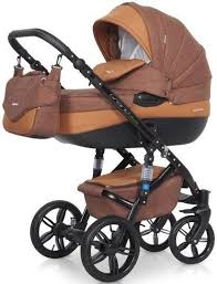 Детская коляска 2 в 1 Riko Brano <b>Natural Коляска Riko Bruno</b> ...