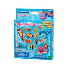 """""""<b>Aquabeads</b>"""" <b>Набор бусин</b> """"Морские животные"""" 79138 купить за ..."""