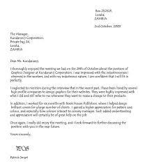 you letter jobs thank  socialsci coyou