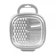 <b>Терка с контейнером Attribute</b> Viva Grey-Green ATV722 - Посуда и ...