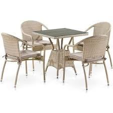 <b>Комплект мебели Afina garden</b> T706/Y480C-W85 4 PCS latte ...