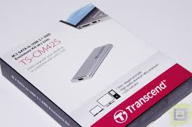 Обзор <b>корпуса</b> для установки M.2 <b>SSD</b>-накопителя Transcend TS ...
