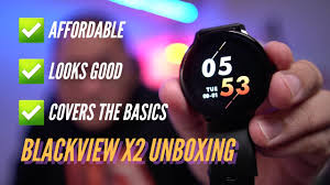 <b>Blackview X2</b> Unboxing and First Impressions - YouTube