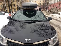 Багажник <b>THULE для</b> KIA RIO Hatchback 5-door (3rd generation ...
