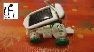 Let's assemble a <b>Solar</b> Robot Kit <b>6 in 1</b> toy kit - YouTube