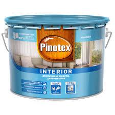 Антисептик <b>деревозащитный Pinotex Interior</b> на водной основе ...