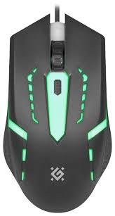 Купить <b>Мышь Defender Flash</b> MB-600L Black USB по низкой цене ...