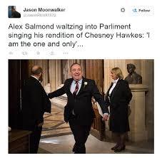 Alex Salmond bursting into House of Commons sparks new internet ... via Relatably.com
