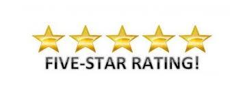 Image result for 5 star rating