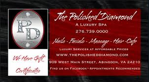 Nail Studio | The Polished <b>Diamond</b> - A Luxury Spa
