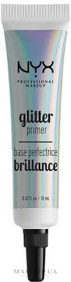 <b>Праймер</b> для нанесения блесток - <b>NYX Professional Makeup</b> ...