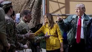 <b>Melania</b> Trump Wears Timberland <b>Boots</b> In Iraq: See Pics ...