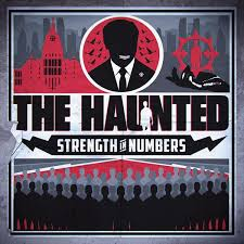 The <b>Haunted</b> - <b>Strength In</b> Numbers (Deluxe transp. red LP+CD ...