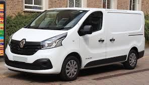 Renault Trafic III - Fiat Talento II - Nissan NV300 - Opel Vivaro II ...
