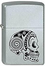 <b>Зажигалка Zippo 205 Tattoo Skull</b> - цена, отзывы, характеристики ...
