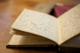 Image result for writing, old journals