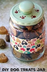 jar crafts home easy diy:  easy diy dog treats jar craft