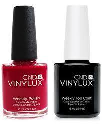 <b>CND Creative Nail Design</b> Vinylux Ripe Guava Nail Polish & Top ...