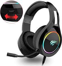 havit RGB Wired <b>Gaming Headset</b> PC USB 3.5mm <b>XBOX</b> / <b>PS4</b> ...