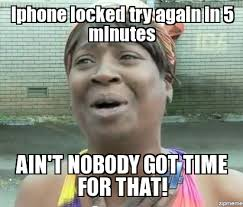 Sweet Brown Aint Got Time - WeKnowMemes Generator via Relatably.com
